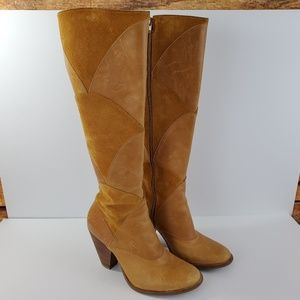 Anthropologie Schuler and Sons Magical Boots Boho